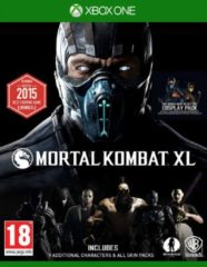 Warner Bros Mortal Kombat XL Xbox One (1000593397)