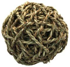 Happy Pet Knaagspeeltje Bal Gras - Speelgoed - Ø10 cm
