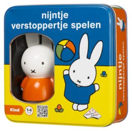 Afbeelding van Identity Games Nijntje Verstoppertje spelen (winnaar speelgoed van het jaar 2012)