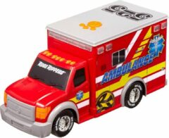 Rode Nikko Toys Nikko - Road Rippers Auto Rush en Rescue: ambulance 30 cm