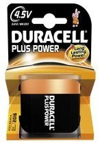 Duracell Plus Power Duralock Alkaline MN1203/3LR12 blister 1
