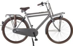 28 Zoll Popal Daily Dutch Basic+ 2810 Herren Holland Fahrrad 3... titanium, 57cm