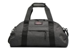 EASTPAK Reisetasche 'Eastpak Authentic Collection Stand' black denim