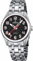 Festina F16903/3 Junior - Horloge- Staal - Zilverkleurig - 31 mm