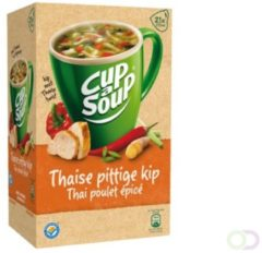 Cup a Soup Cup-a-Soup thai spicy chicken, pak van 21 zakjes