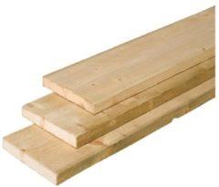 Woodvision Tuinhout plank ME Vuren | 19 x 145 mm | Fijnbezaagd | 180cm