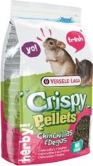 Versele-Laga Crispy Pellets Chinchilla&Degu - Chinchillavoer - 25 kg