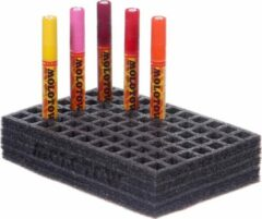 Grijze Molotow 4mm Marker Organizer Display