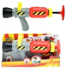 Rode Toi-Toys Toi Toys waterpistool Brandweer 38 cm rood/grijs