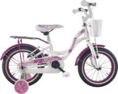 Fausto Coppi 14 Zoll Mädchen Fahrrad Coppi... pink