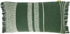 Malagoon Berber turtle groen cushion