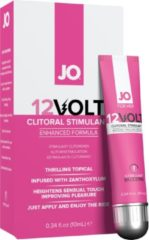 System JO For Her Clitoral Serum Buzzing 12Volt - 10 ml - Stimulerend supplement