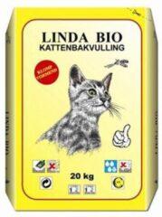 20 ltr Linda bio-kattebakvulling kattenbakvulling