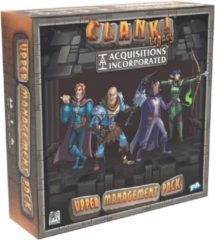 Renegade Game Studios Clank! Legacy Aquisitions Incorporated Upper Management Pack