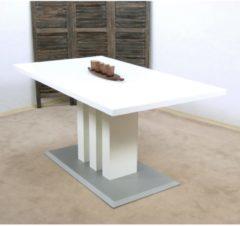 Säulentisch 'Rio' Möbel-Direkt-Online weiss