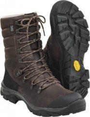 Bruine Pinewood Hunting & hiking Lederen Schoen - Hoog