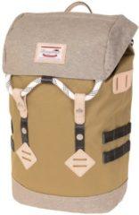 Beige Doughnut Colorado Small Backpack