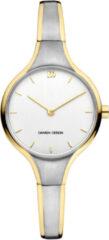 Danish Design watches titanium dameshorloge Dahlia Two-tone Index IV60Q1276
