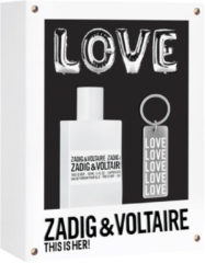 Zadig & Voltaire This is Her Duftset 1.0 pieces