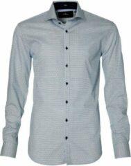 Jac Hensen Overhemd - Modern Fit - Wit - 4XL Grote Maten