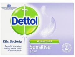 Dettol Zeep Sensitive Anti-Bacterieel - 100 gram