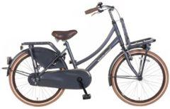 22 Zoll Popal Daily Dutch Season ZD22 Kinder Mädchen Fahrrad Popal petrol-blau