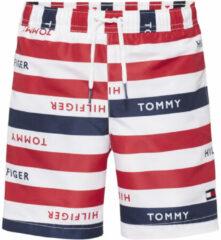 Rode Tommy Hilfiger zwemshort