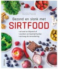 Merkloos / Sans marque Deltas Gezond En Slank Met Sirtfood