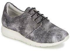Bruine Lage Sneakers Maruti WING