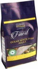 Fish4Dogs Finest Adult Complete - Witvis Kleine Brok - 1.5 kg
