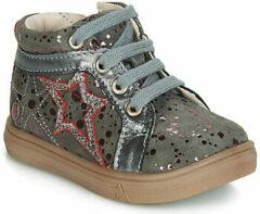 Grijze Hoge Sneakers GBB NAVETTE