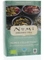 Numi Organic Tea Numi's Collection