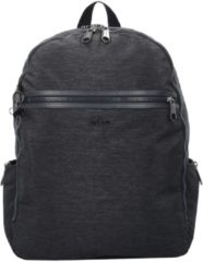 Basic Plus Deeda N Rucksack 42 cm Laptopfach Kipling spark graphite