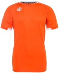 The Indian Maharadja Indian Maharadja Tech Jongens Shirt - Shirts - oranje - 164