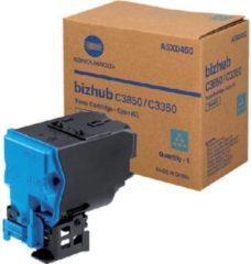KonicaMinolta Toner TNP48C cyan/A5X0450 Bizhub C3350