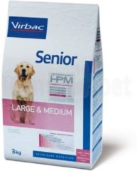 HPM Veterinary Veterinary HPM - Large & Medium - Senior Dog - 12 kg