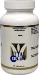 Vital Cell Life Methyl Sulfon Methaan Capsules 100 st