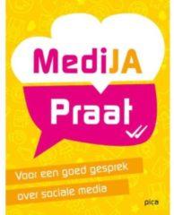 Uitgeverij Pica MediJA Praat