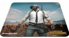 SteelSeries Qck Plus - Gaming Muismat - PUBG Miramar Edition