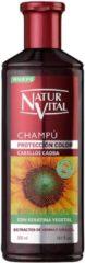 Postquam Naturaleza Y Vida Color Shampoo Caoba 300ml