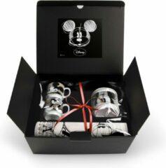 "Egan Disney cadeauset 2 espressokopjes, suikerpot & placemat Mickey Mouse ""Paris"" WMSET / 28"