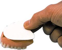 Compleet Comfort Kunstgebit-kussentjes - set van 30 - Bovengebit
