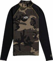 Billabong - UV Zwemshirt voor heren - Longsleeve - Contrast - Camouflage - maat S