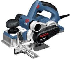 Bosch Professional GHO 40-82 C Elektrische schaafmachine Incl. koffer Schaafbreedte: 82 mm 850 W Felsdiepte (max.): 24 mm