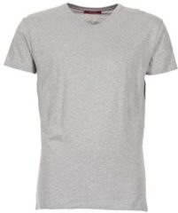 Grijze T-shirt Korte Mouw BOTD ECALORA