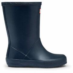 Hunter - Kid's First Classic - Rubberen laarzen maat 22, zwart/bruin/zwart/zwart/grijs/zwart/grijs/olijfgroen/zwart/grijs