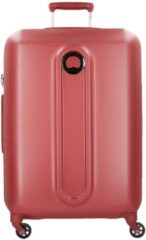 Delsey HELIUM CLASSIC 2 4-ROLLEN TROLLEY 78 CM rot