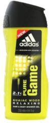 Adidas Pure Game Hair en Body Showergel 2in1