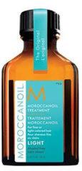 Moroccanoil treatment light cadeauverpakking 25 ml