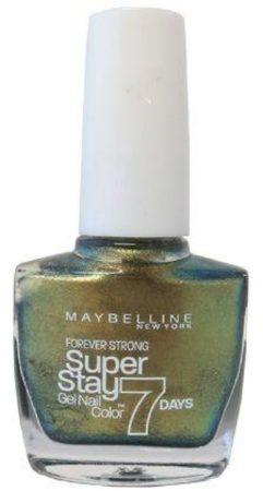 Afbeelding van Gouden Maybelline SuperStay 7 Days - 861 Gold Emerald - Nagellak